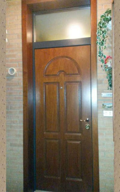 Porte interne e blindati su misura schiesaro serramenti - Sopraluce porta ...