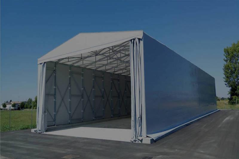 capannoni mobili normativa