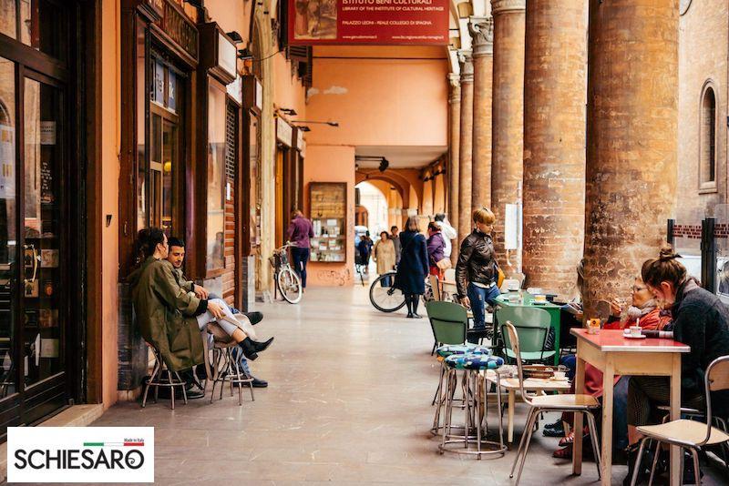dehors regolamento Bologna