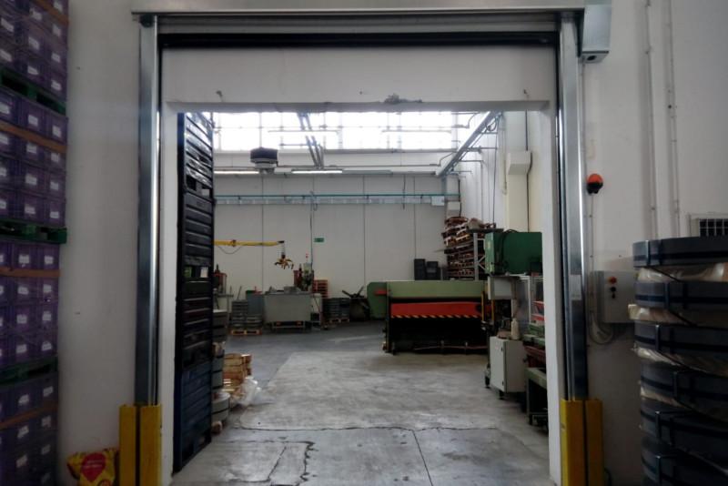 Porte rapide industriali